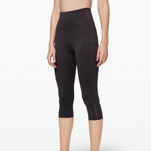 "LuluLemon Fast and Free HR 19"" Inseam New With Tag"
